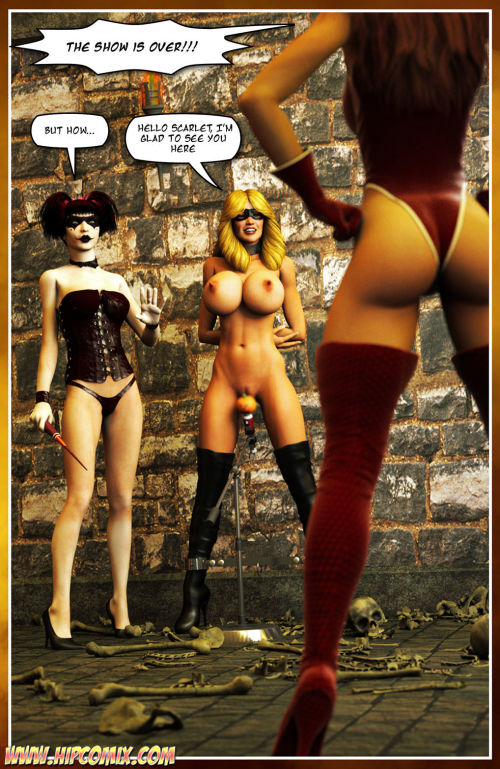 Hip Gals - Halloween Sex Kitten - Part 1-16 - part 13