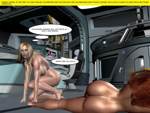 Space Station Venus 1 - 14 - part 6