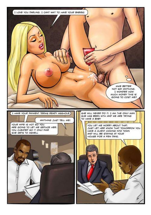 Blackmailed Seduction 1