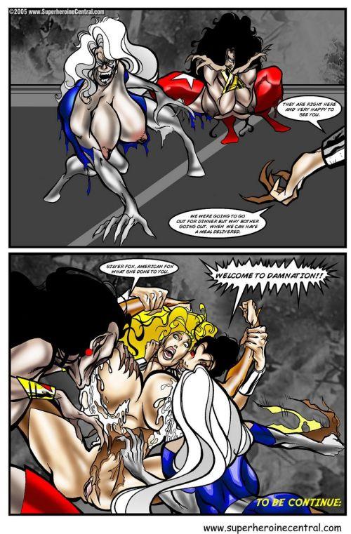 American Fox - Return Of Countess Crush… - part 2