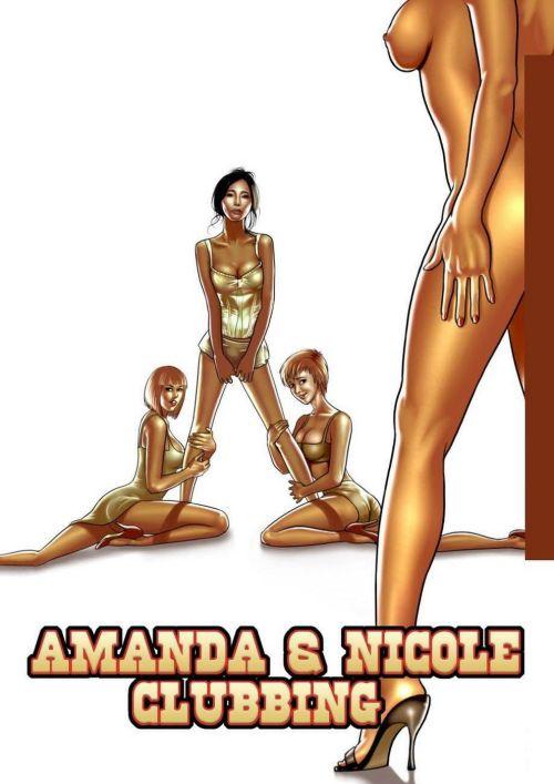 Amanda & Nicole Clubbing